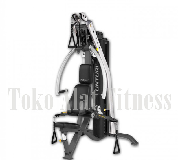 TUNTURI PLATINUM UPPERBODY UNIT wtr - Tunturi Paltinum Upperbody Unit