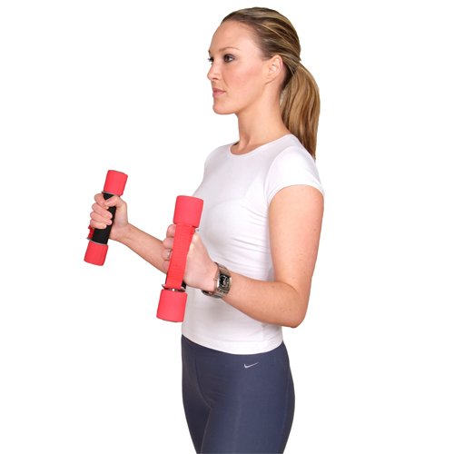 dumbell exercise 5 - Dumbell Softway 2Lb Body Sculpture