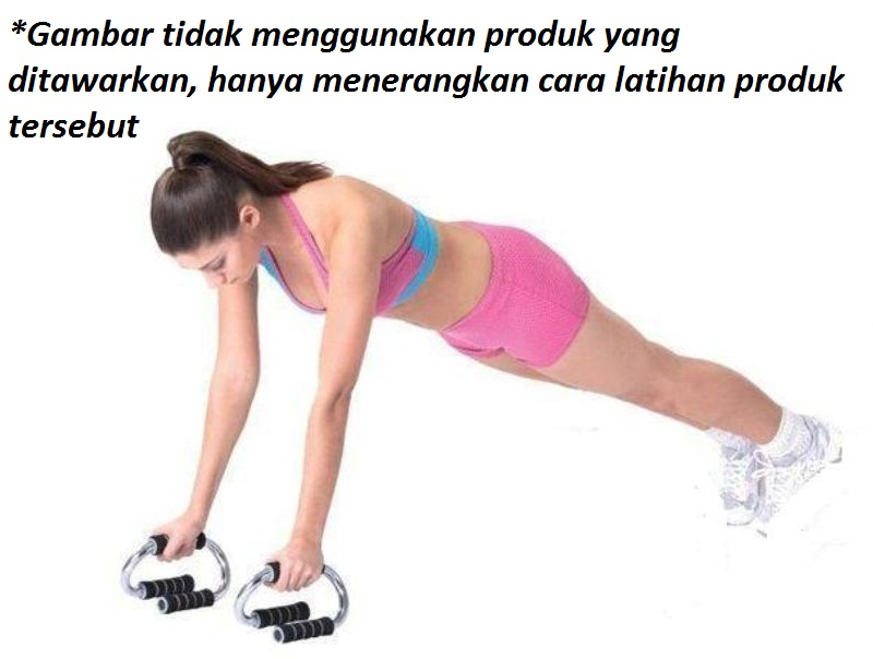 Push Up Bar Workout 1a - Push Up Bar New Body Gym - ASSPU4