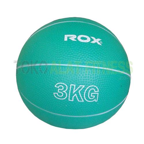 Medicine ball 3kg rox wtr - Medicine Ball Kids 3kg Rox