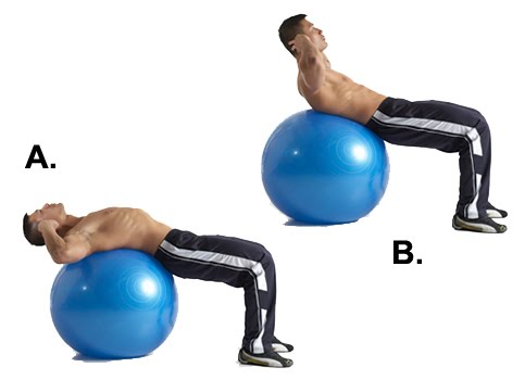 gymball exercie a - Gymball Uk 65cm Blue Body Sculpture - ASSG15