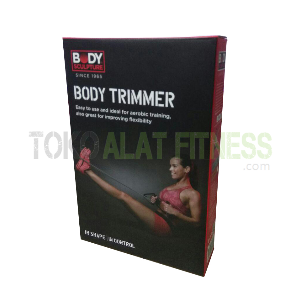 Body Sculpture Body Trimmer wtm 4 - Strap With Handle/Body Trimmer Orange Body Sculpture