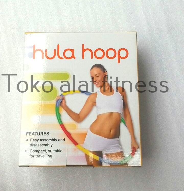 Adjustable Hula Hoop Warna Warni 80cm 4 1 - Adjustable Hula Hoop Warna Warni 80 Body Gym - ASSH1