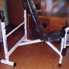BENCH PRESS 3 IN 1 Bodygym