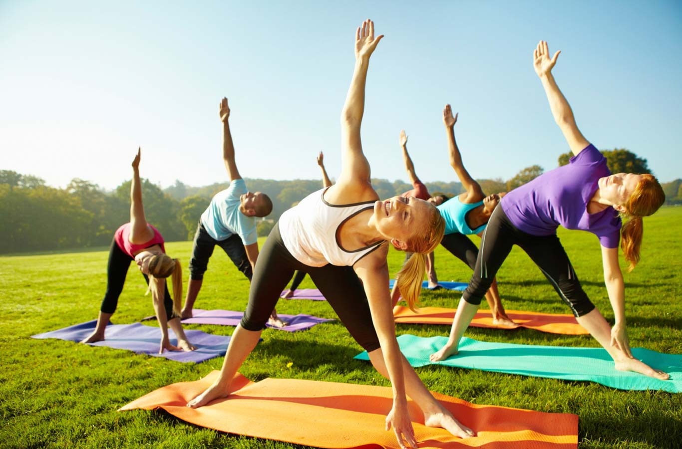 Yoga ds - Bodyscuplture Yoga Exercise Camping Mat
