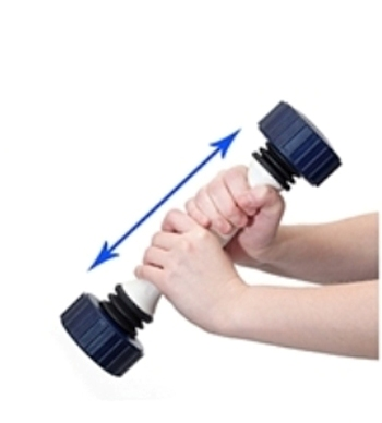 pump 2 fit workout - Pump 2 Fit Dumbell Shake Body Gym - ASSD40