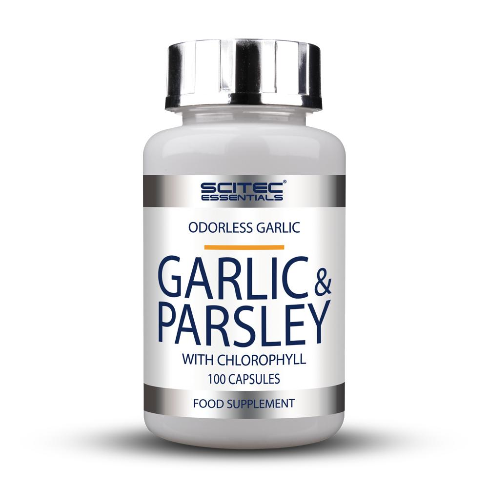 Garlic and Parsley - Scitec Nutrition Garlic and Parsley