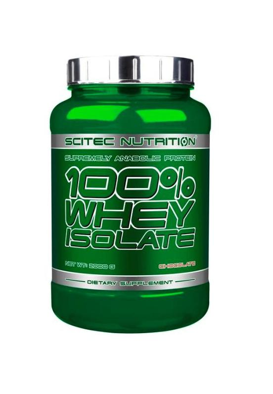 whey isolate 195 p 1 - Scitec Nutrition 100% Whey Isolate