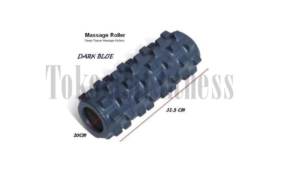 1edit Rumbell Roller 13.5 Cm - Massage Roller 31.5cm Body Gym
