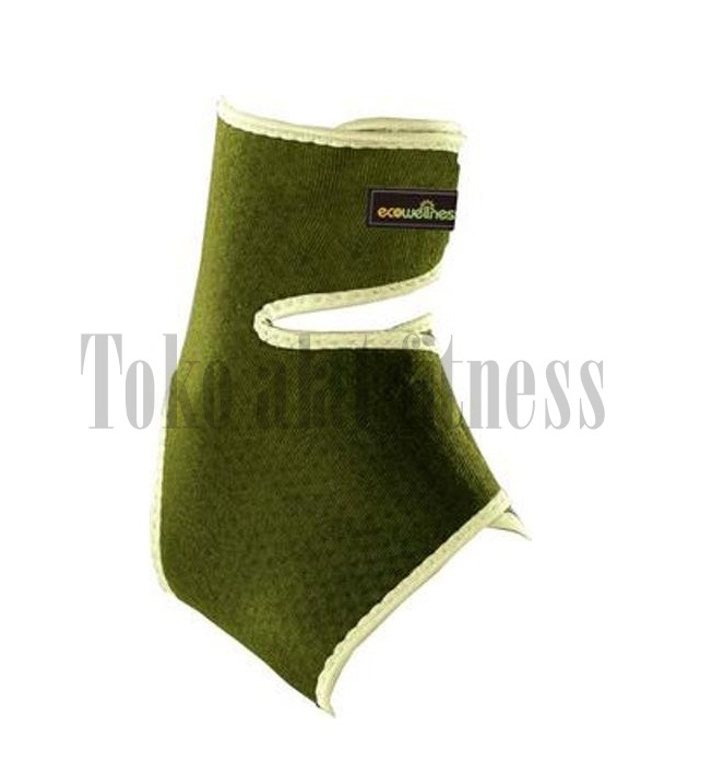 Ankle Support With Terry Cloth Ecowellnes123 - Ecowellness Ankle Support with Terry Cloth
