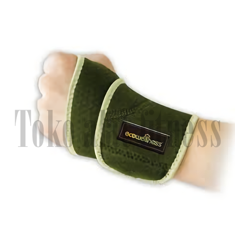 WRIST SUPPORT WITH TERRY CLOTH - Ecowellness Wrist Support with Terry Cloth