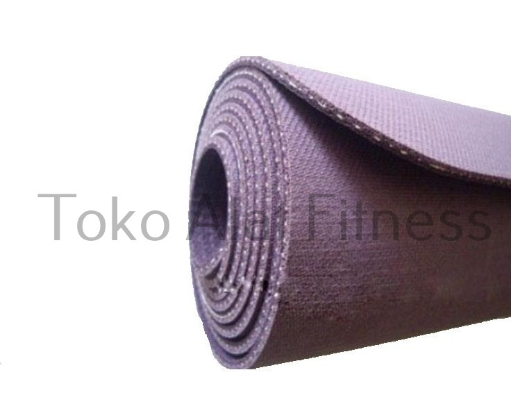 Yoga Mat Eco Rubber 6mma - Yoga Mat Natural Rubber/ECO 6mm Body Gym
