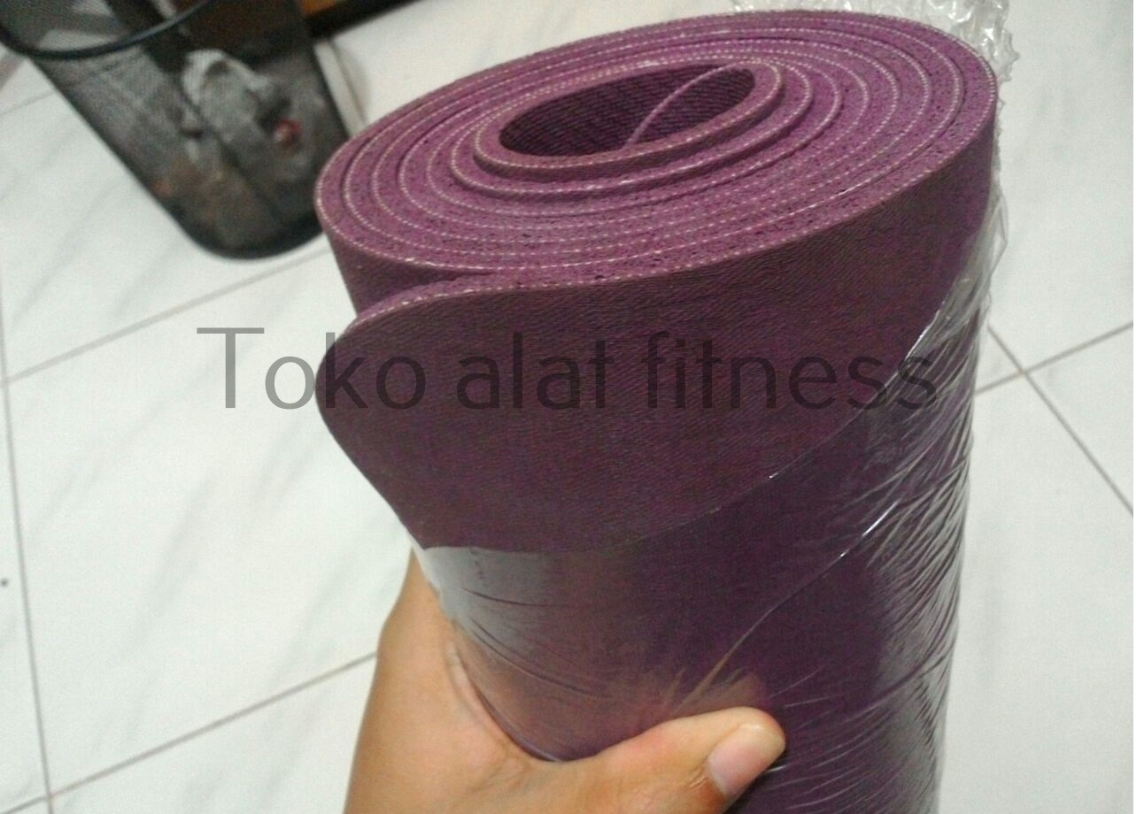 Yoga Mat Natural RubberECO 6mm2 - Yoga Mat Natural Rubber/ECO 6mm Body Gym