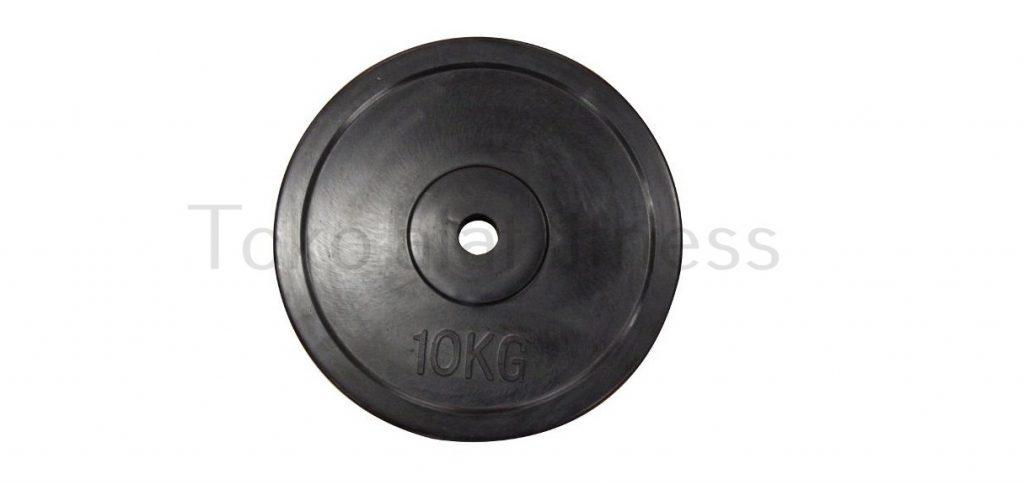 Rubber Plate 3cm 10kg Body Gym 1 1024x485 - Rubber Plate 3cm 10 Kg Body Gym