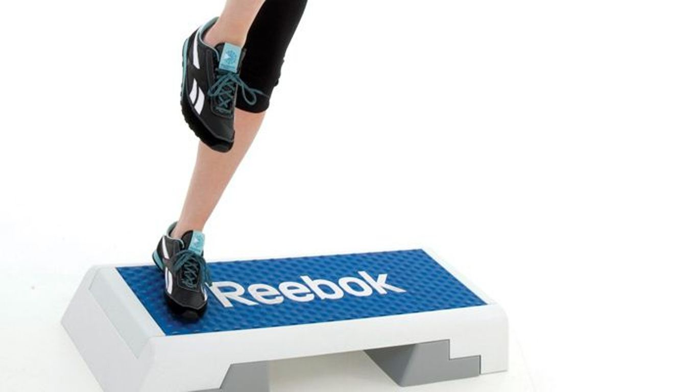 Aerobic Stepper RE21150P Reebok 5 - Aerobic Step Reebok - ASSAS6