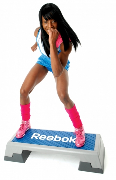 Aerobic Stepper RE21150P Reebok 6 - Aerobic Step Reebok - ASSAS6