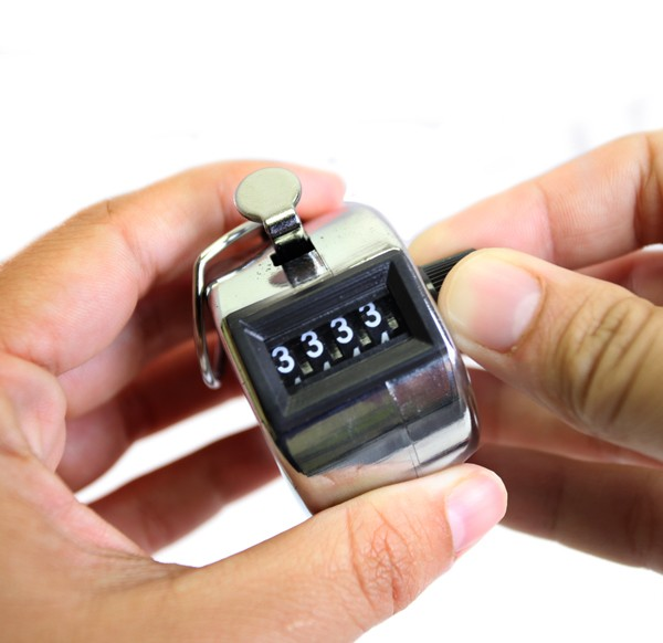 Hand tally counter workout c - Hand Taly Counter Body Gym