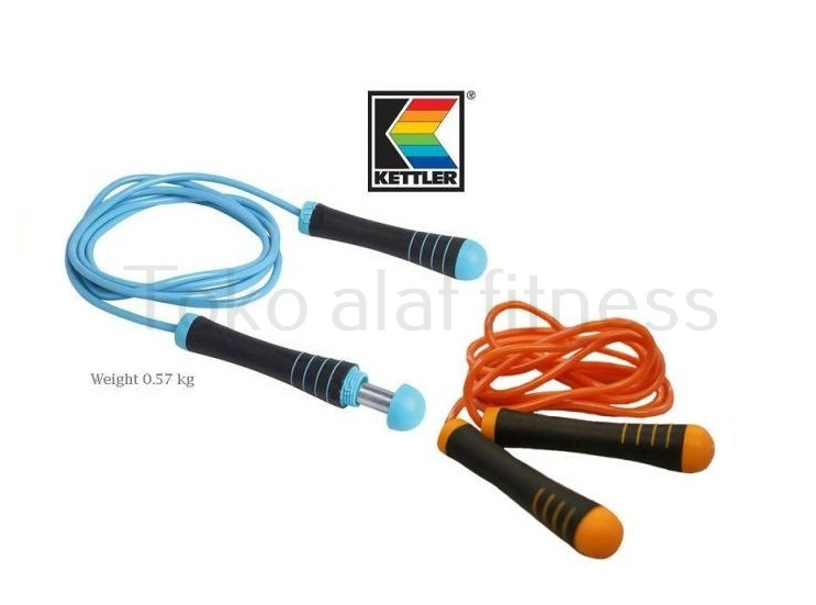 Weighted Rope Kettler 1b - Weighted Rope Orange Kettler