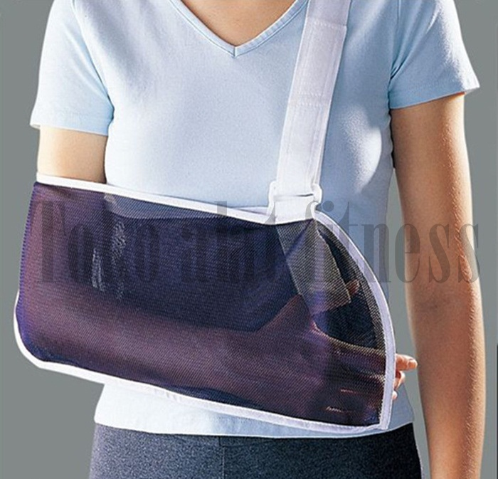 LP Support Mesh Arm Sling 839 - Mesh Arm Sling (839) M, LP Support - ASSW53