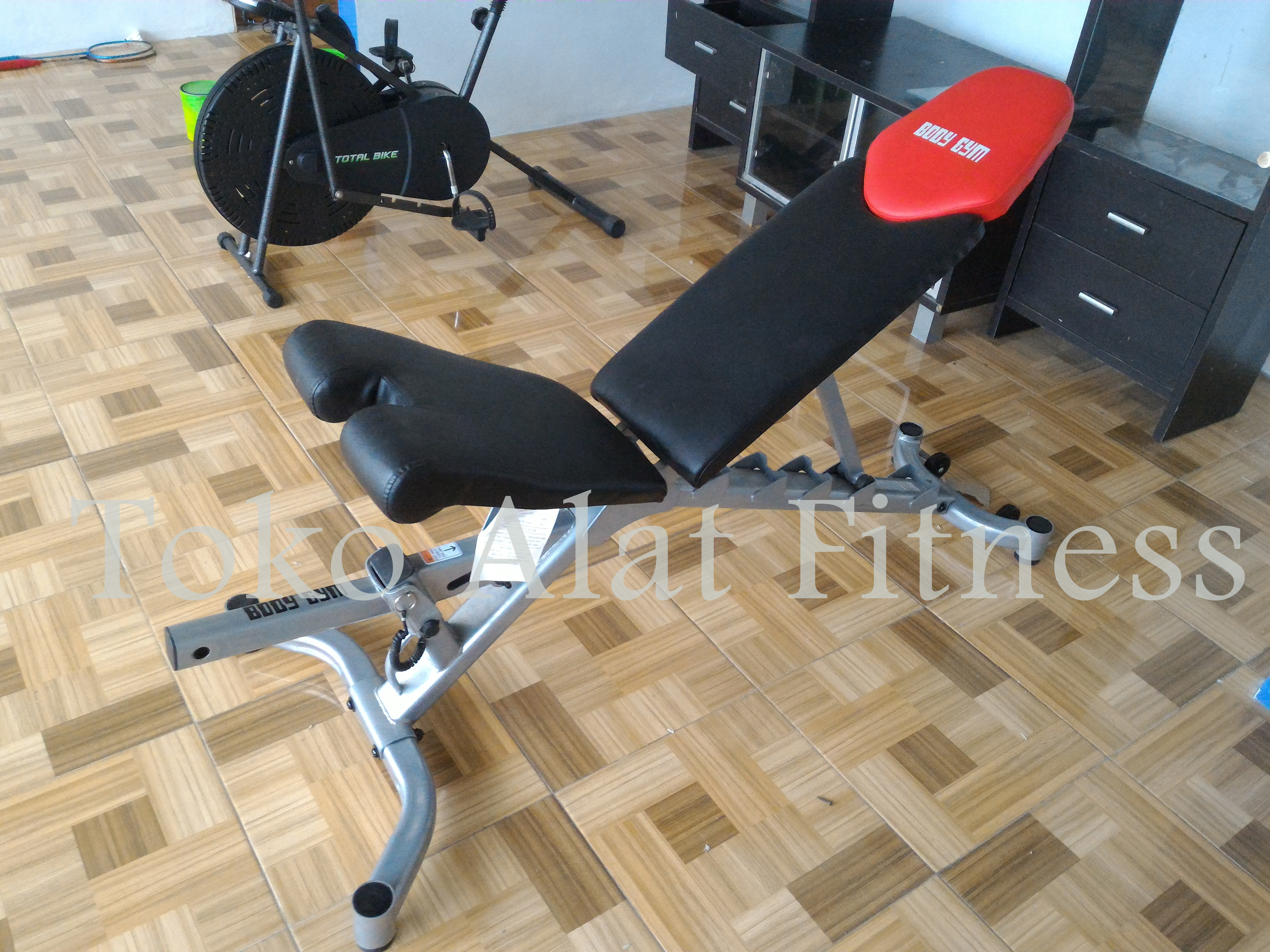 Body Gym Adjustable Bench ALBG3 AAA - Adjustable Bench Body Gym