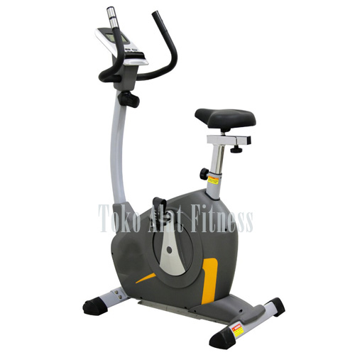 BGA906B - Sewa Alat Fitness - Magnetic Upright Bike SBGA906B Body Gym