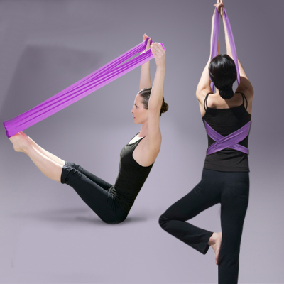 Latex Band 2 - Go Fit Pilates Bands Set