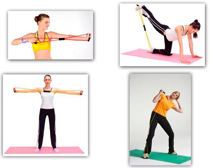 aerobic trimmer exercise 1 - Aerobic Trimmer Jelly Siken