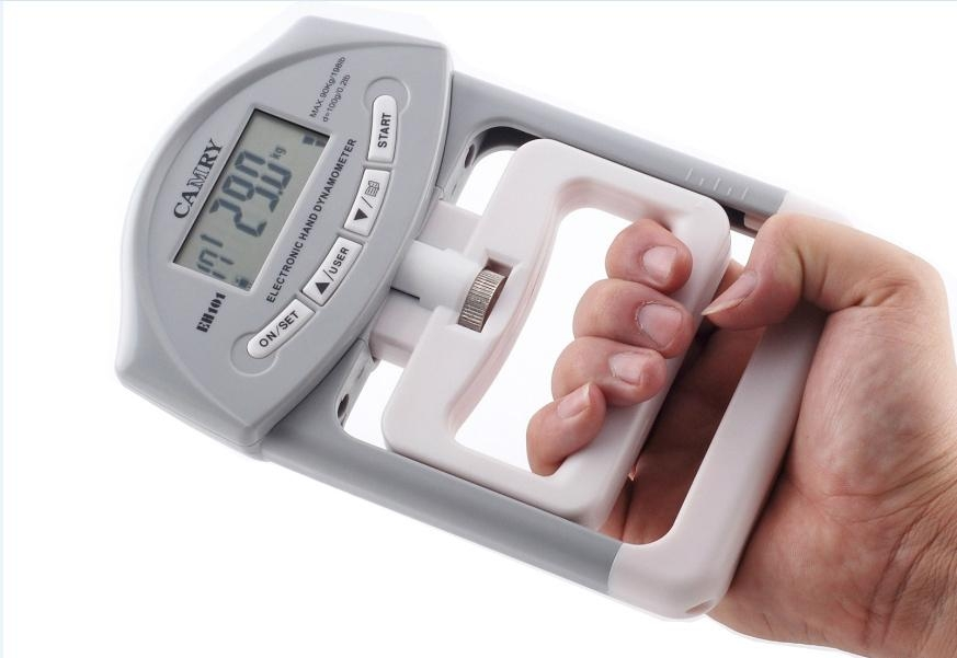 Electronic Hand Dynamometer Camry 3 - Electronic Hand Dynamometer Camry