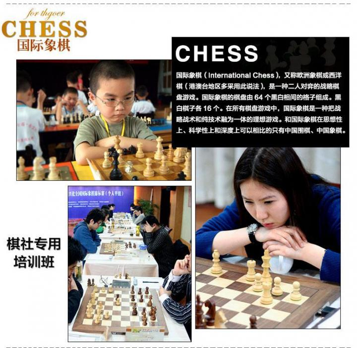 Chess Folding Exercise 1 - Chess Folding Magnetic Board 25cm - ASSLL60