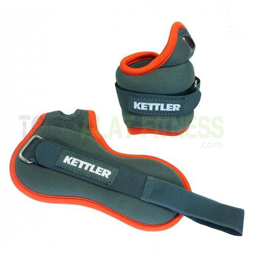 Wrist Band Kettler Orange WTR - Wrist Weight/Wrist Band 1kg Orange Kettler