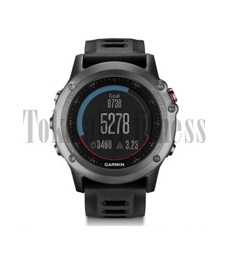 Fenix 3 Grey c - Garmin Sport + Outdoor Fenix 3 Watch Performer Bundle
