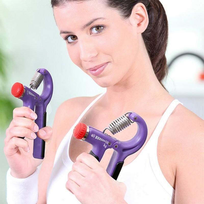 Exsercise Hand Grip - Adjustable Hand Grip Kettler - ASSHG23