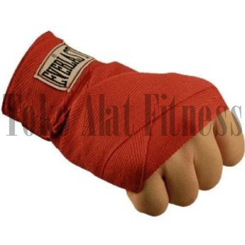 "hand wrap everlast exercise a - Hand Wrap/Bandage 180"" Merah Everlast"