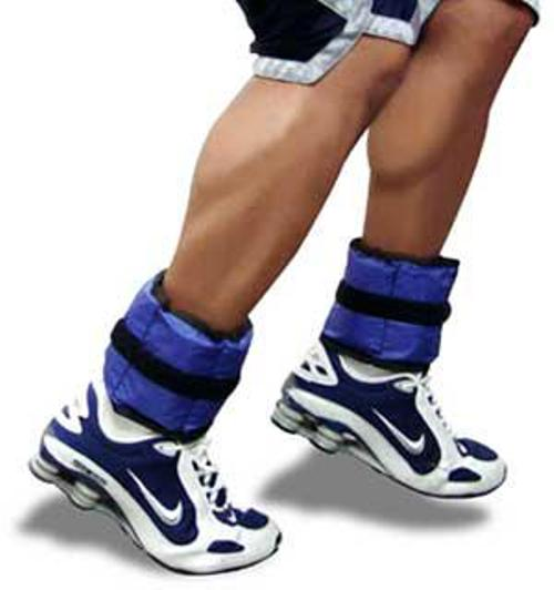 ankle weight workout a 1 - Ankle Weight 1kg Biru Sport Pioner