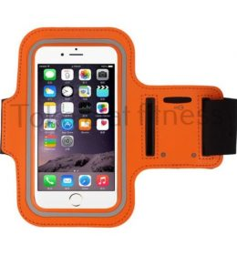 Arm pocket iPhone 5G 260x280 - Body Gym Smartphone Arm Band 5G