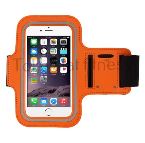 Arm pocket iPhone 5G - Body Gym Smartphone Arm Band 5G