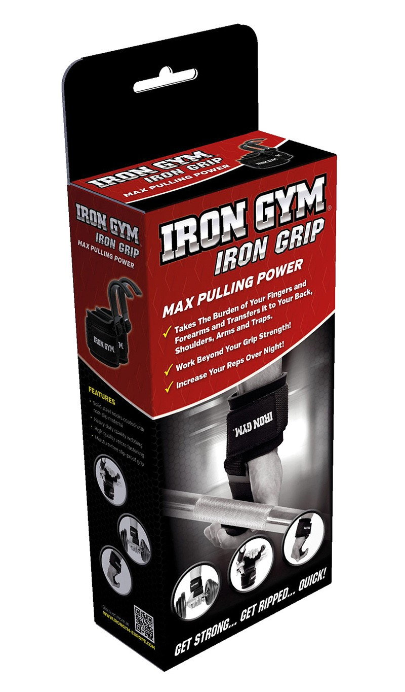 iron gym iron grip emelopant kampoval - Iron Gym Lifting Hook