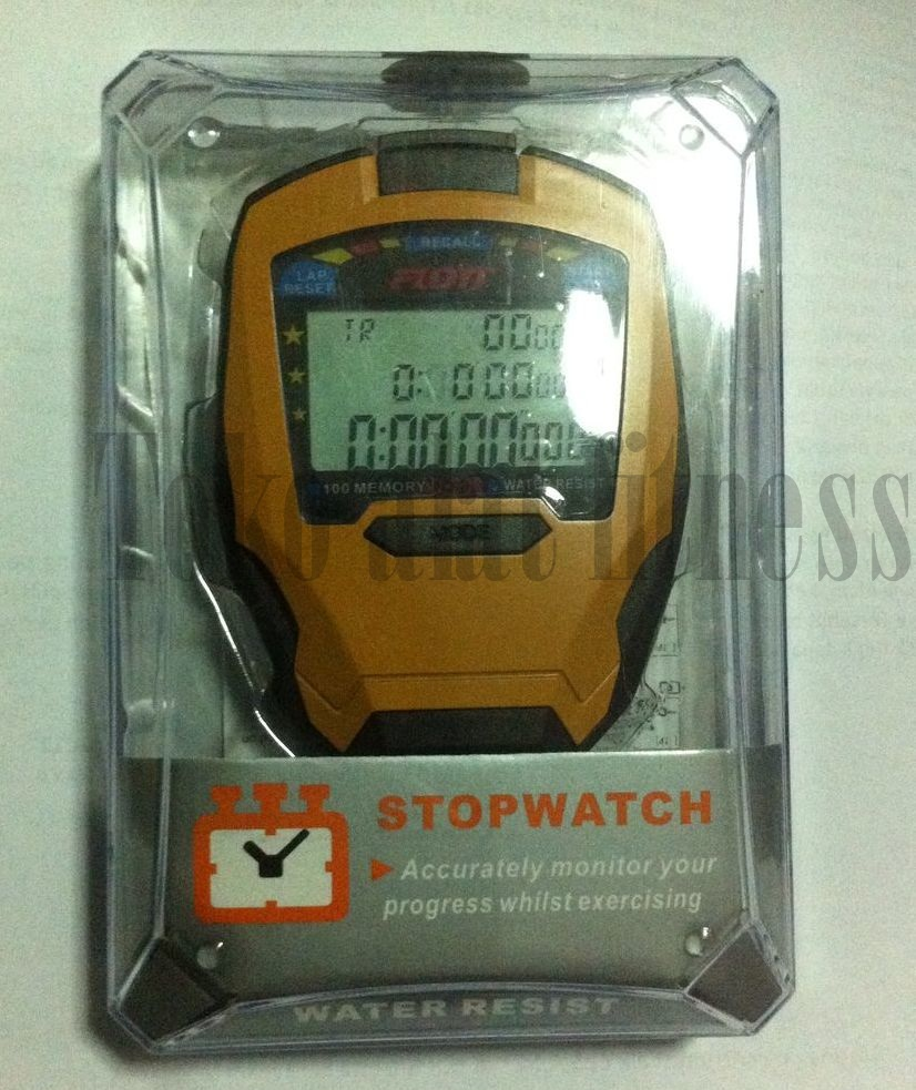 Stop Watch Profesional 2 - Stop Watch digital Profesional Electronic Sportwach