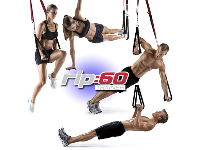 TRX SUSPENSION RIP 60 WORKOUT 4 - Trx Suspension Rip 60
