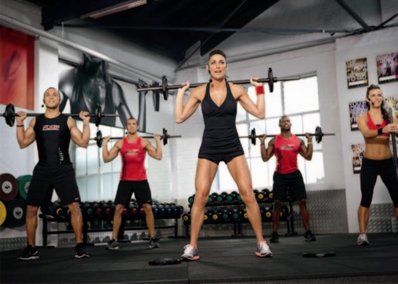 Body Pump Body Pump5 1 - Body Gym Body Pump Plastik 17.8kg/Set