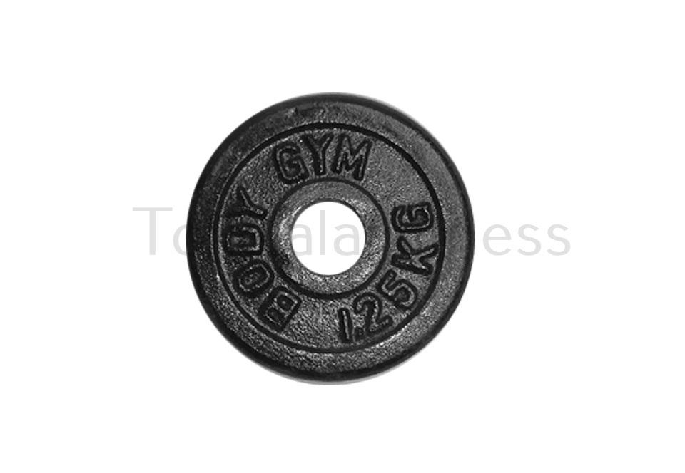 Iron Plate 3cm 1.25kg Body Gym1 - Iron Plate 3cm 1.25 Kg Body Gym