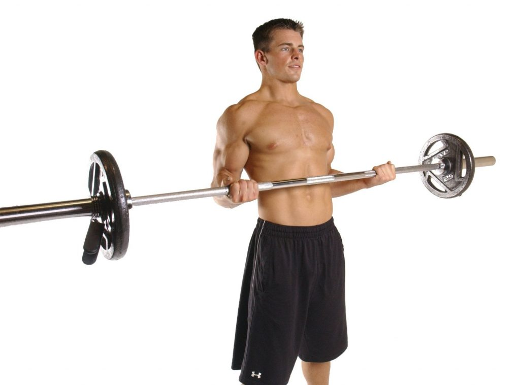 Rubber Plate Workout 2 4 1024x758 - Rubber Plate Grip 3cm 5 Kg Body Gym
