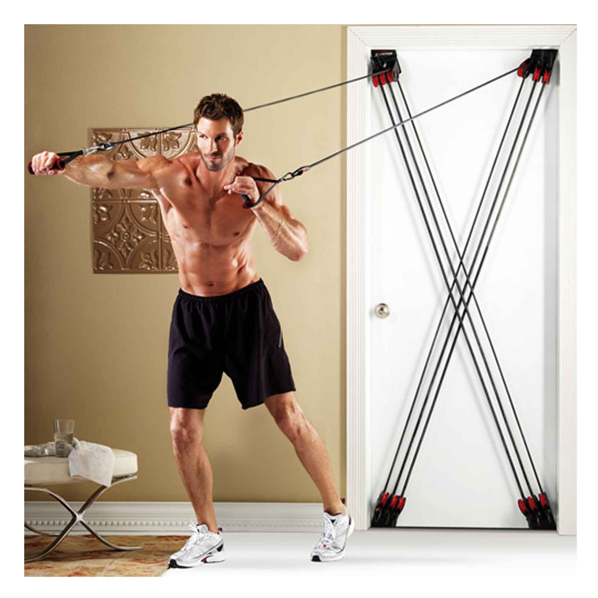 Untitled 1 - X-Factor With Exercise Bar Body Gym