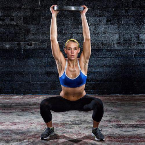 iron plate workout 4 - Iron Plate 3cm 20 Kg Body Gym