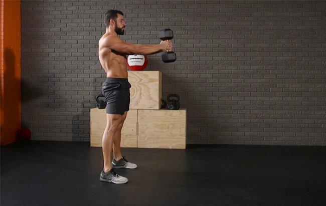 Dumbel Rubber Hex 1kg 2 5 - Dumbell Rubber HEX 9 Kg Body Gym