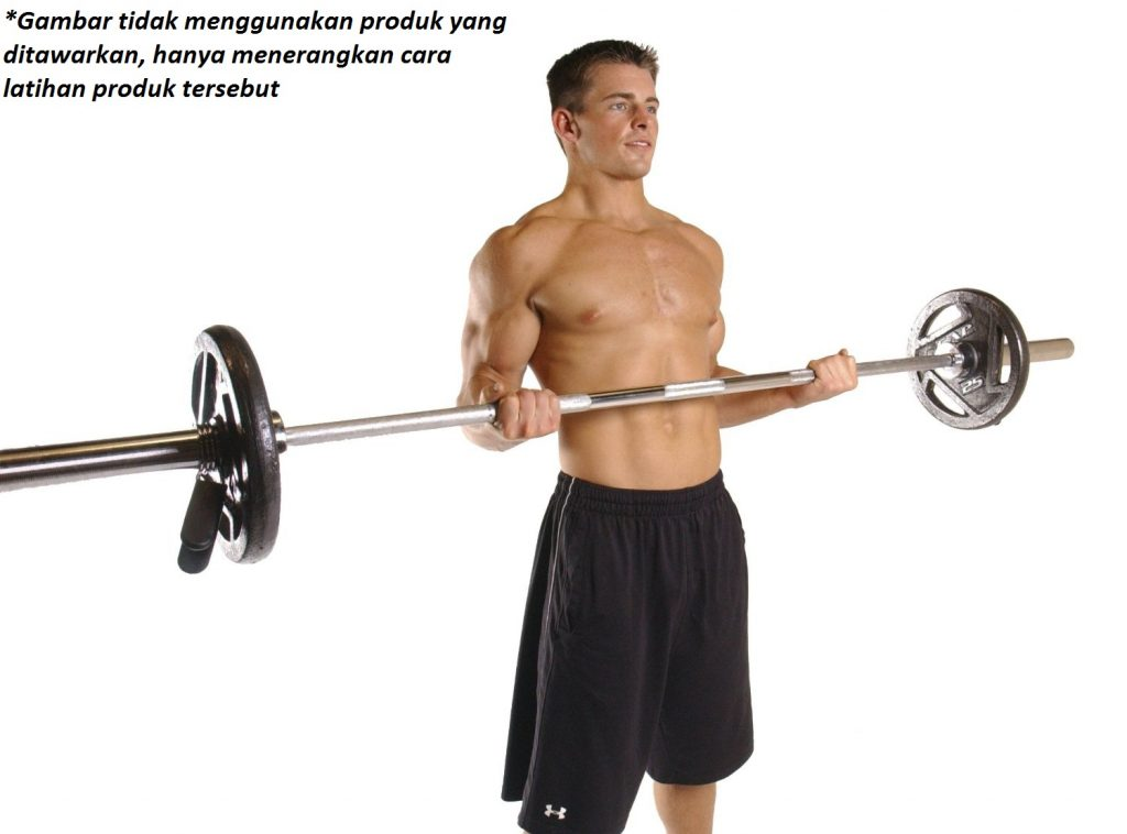 Rubber Plate Workout 2 1024x758 - Rubber Plate Grip 5.1cm 10 Kg Body Gym