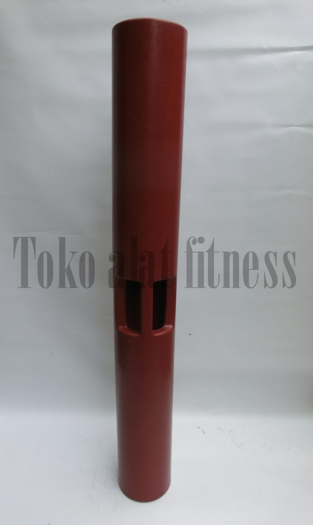 "VIPR 12KG Merah a 611x1024 - Body Gym Training Weight Tube ""Viper"", 12Kg"