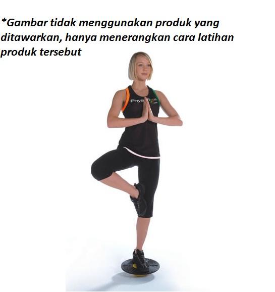 balance board workout 4 - Kettler Balance Board