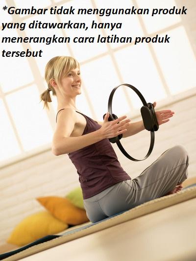 pilates ring workout 6 - Kettler Pilates Ring
