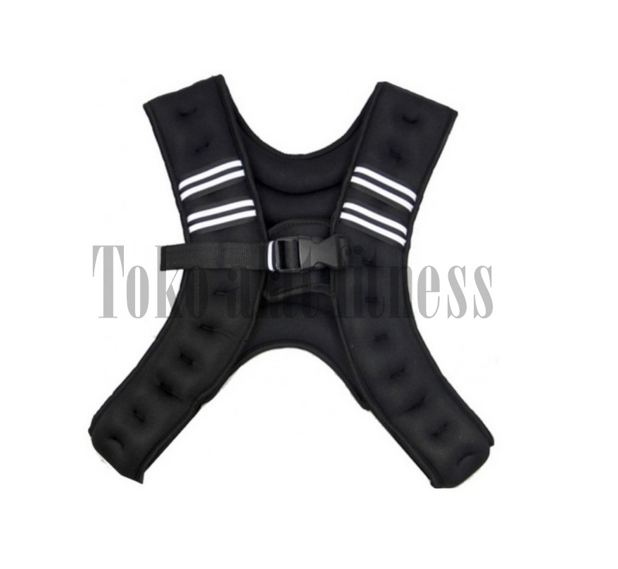 weighted vest - Weight Vest/Rompi Pemberat 10Kg Body Gym